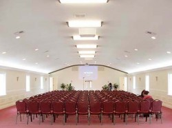 RICEVILLE MT. OLIVE BAPTIST CHURCH, JOE D. JOHNSON MULTI-PURPOSE CENTER