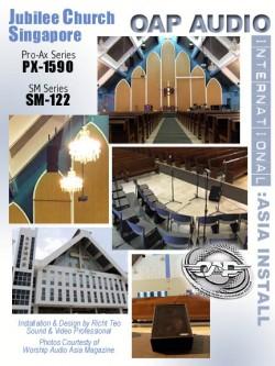 JUBILEE PRESBYTERIAN CHURCH