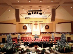 FIRST BAPTIST CHURCH-MILTON, FL