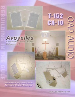 AVOYELLES CORRECTIONAL CENTER CHAPEL