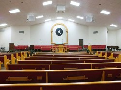 FIRST BAPTIST CHURCH-TEXAS CITY