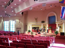 EST HOUSTON CHRISTIAN CENTER