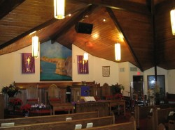 NEW BEECH GROVE BAPTIST CHURCH (SANCTUARY)